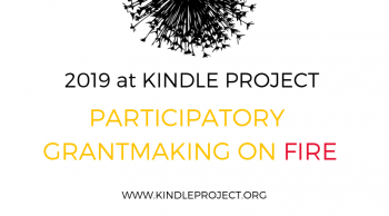 7ea6f2b0c1 Participatory Grantmaking on Fire